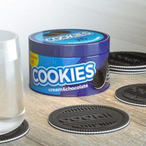 Posavasos galletas